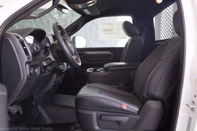 2021 Ram 5500 Regular Cab DRW 4x2,  Scelzi SFB Platform Body #21P00056 - photo 12