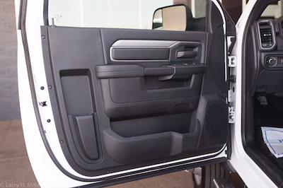 2021 Ram 5500 Regular Cab DRW 4x2,  Scelzi SFB Platform Body #21P00056 - photo 11