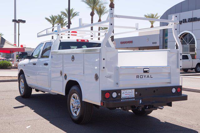 2021 Ram 2500 Crew Cab 4x4, Royal Truck Body Service Body #21P00068 - photo 2