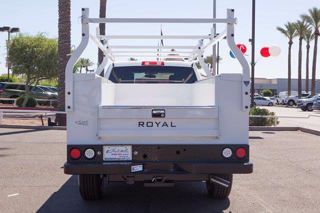 2021 Ram 2500 Crew Cab 4x4, Royal Truck Body Service Body #21P00068 - photo 4