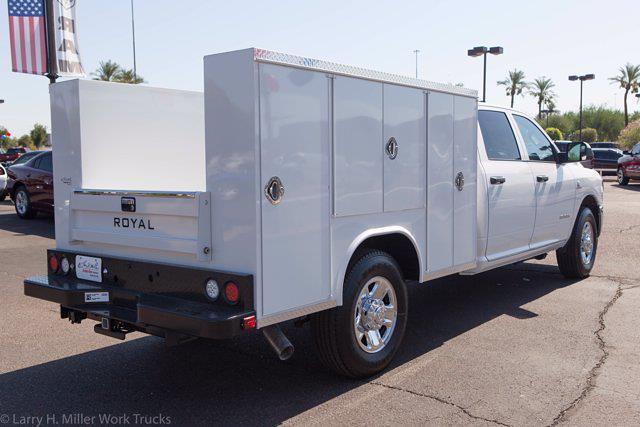 2021 Ram 2500 Crew Cab 4x2, Royal Truck Body Service Body #21P00072 - photo 10