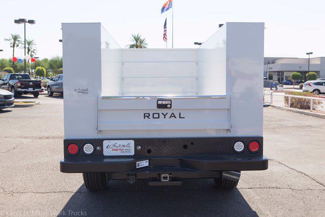 2021 Ram 2500 Crew Cab 4x2, Royal Truck Body Service Body #21P00072 - photo 7