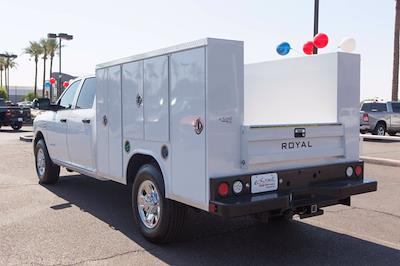 2021 Ram 2500 Crew Cab 4x2, Royal Truck Body Service Body #21P00072 - photo 2