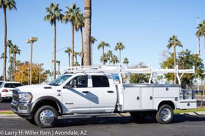 2021 Ram 5500 Crew Cab DRW 4x4, Royal Truck Body Service Body #21P00074 - photo 3