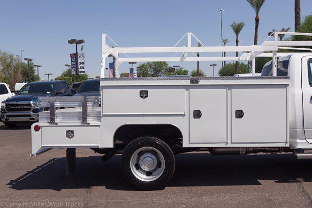 2021 Ram 5500 Regular Cab DRW 4x2,  Scelzi SEC Combo Body #21P00077 - photo 11