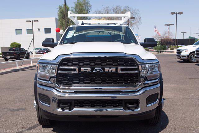 2021 Ram 5500 Regular Cab DRW 4x2,  Scelzi SEC Combo Body #21P00077 - photo 15