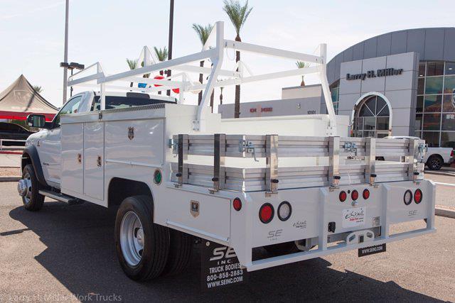 2021 Ram 5500 Regular Cab DRW 4x2,  Scelzi SEC Combo Body #21P00077 - photo 2