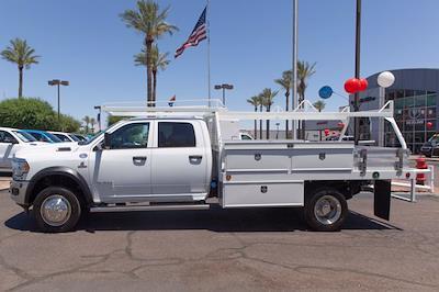 2021 Ram 5500 Crew Cab DRW 4x4, Scelzi CTFB Contractor Body #21P00078 - photo 4