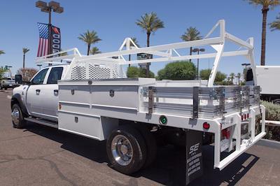 2021 Ram 5500 Crew Cab DRW 4x4, Scelzi CTFB Contractor Body #21P00078 - photo 2
