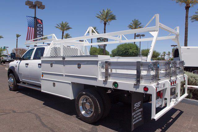 2021 Ram 5500 Crew Cab DRW 4x4, Scelzi CTFB Contractor Body #21P00079 - photo 2