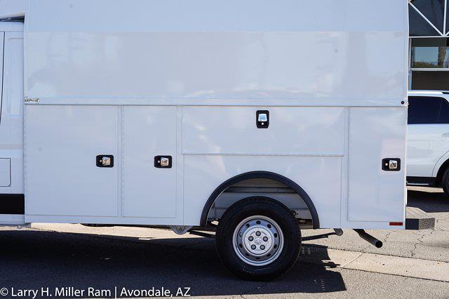 2021 Ram ProMaster 3500 Standard Roof FWD, Knapheide KUV Service Utility Van #21P00081 - photo 4