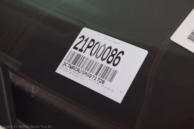 2021 Ram 3500 Regular Cab 4x2,  Knapheide KUVcc Service Body #21P00086 - photo 27