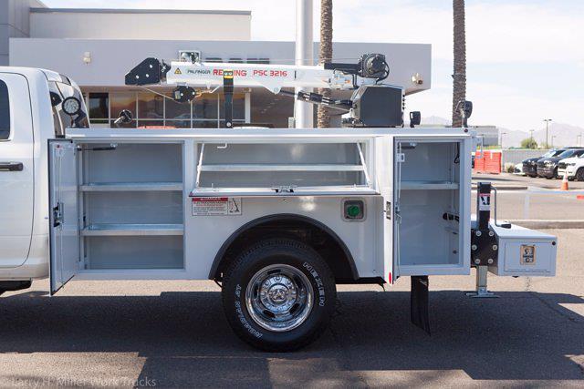 2021 Ram 3500 Crew Cab DRW 4x4, Reading Master Mechanic HD Crane Mechanics Body #21P00087 - photo 4