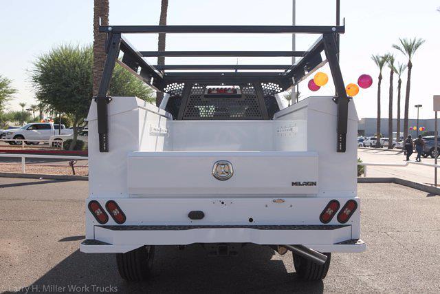2021 Ram 3500 Crew Cab 4x4,  Milron Aluminum Service Service Body #21P00097 - photo 8