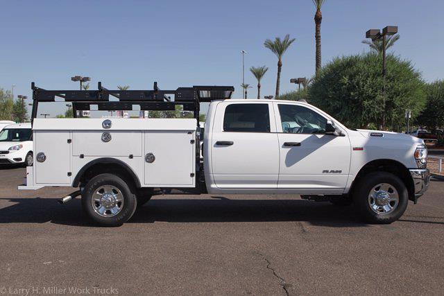 2021 Ram 3500 Crew Cab 4x4,  Milron Aluminum Service Service Body #21P00097 - photo 11