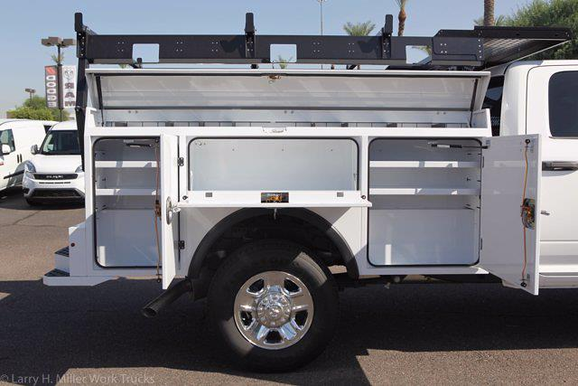 2021 Ram 3500 Crew Cab 4x4,  Milron Aluminum Service Service Body #21P00097 - photo 13