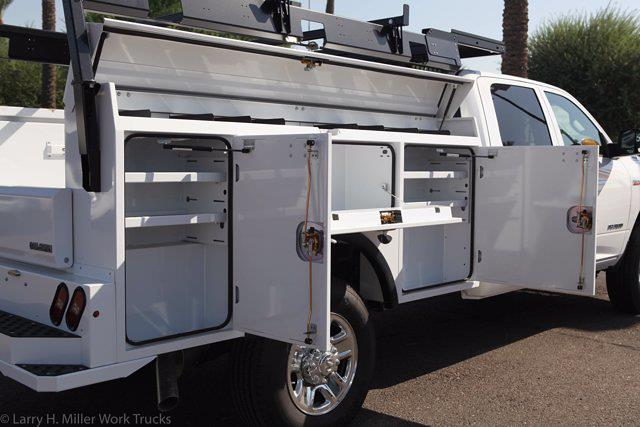 2021 Ram 3500 Crew Cab 4x4,  Milron Aluminum Service Service Body #21P00097 - photo 14