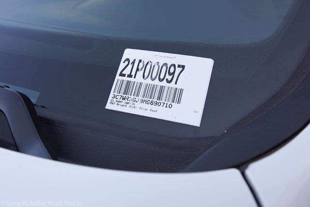 2021 Ram 3500 Crew Cab 4x4,  Milron Aluminum Service Service Body #21P00097 - photo 30