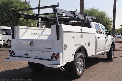 2021 Ram 3500 Crew Cab 4x4,  Milron Aluminum Service Service Body #21P00097 - photo 10