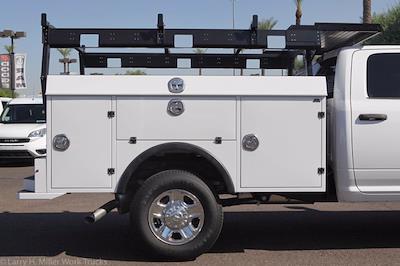 2021 Ram 3500 Crew Cab 4x4,  Milron Aluminum Service Service Body #21P00097 - photo 12