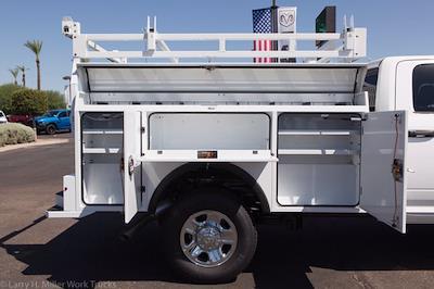 2021 Ram 2500 Crew Cab 4x4,  Milron Aluminum Service Service Body #21P00099 - photo 12