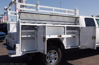 2021 Ram 2500 Crew Cab 4x4,  Milron Aluminum Service Service Body #21P00099 - photo 13