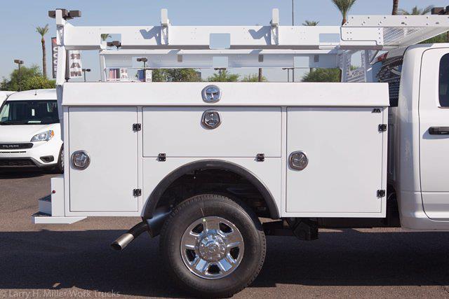 2021 Ram 2500 Crew Cab 4x4,  Milron Aluminum Service Service Body #21P00100 - photo 11