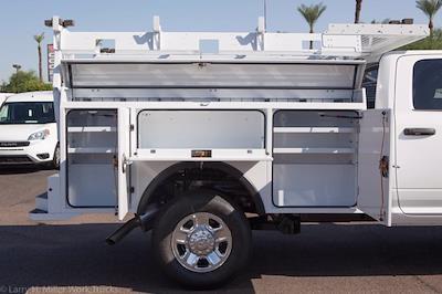 2021 Ram 2500 Crew Cab 4x4,  Milron Aluminum Service Service Body #21P00100 - photo 12