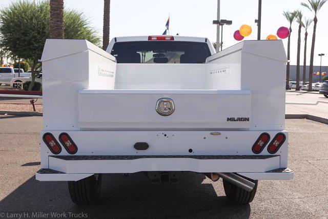 2021 Ram 3500 Crew Cab 4x4,  Milron Aluminum Service Service Body #21P00109 - photo 8
