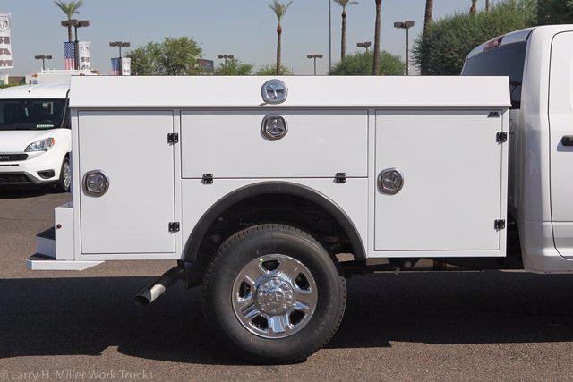 2021 Ram 3500 Crew Cab 4x4,  Milron Aluminum Service Service Body #21P00109 - photo 12