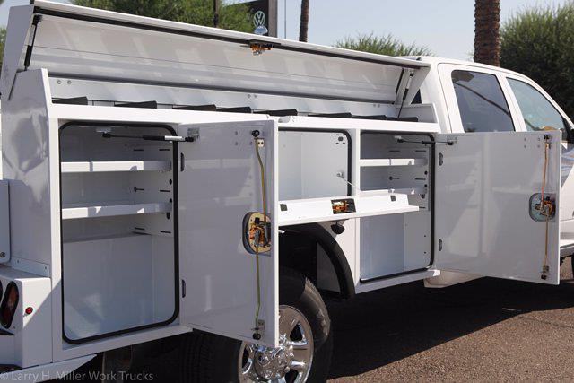 2021 Ram 3500 Crew Cab 4x4,  Milron Aluminum Service Service Body #21P00109 - photo 14