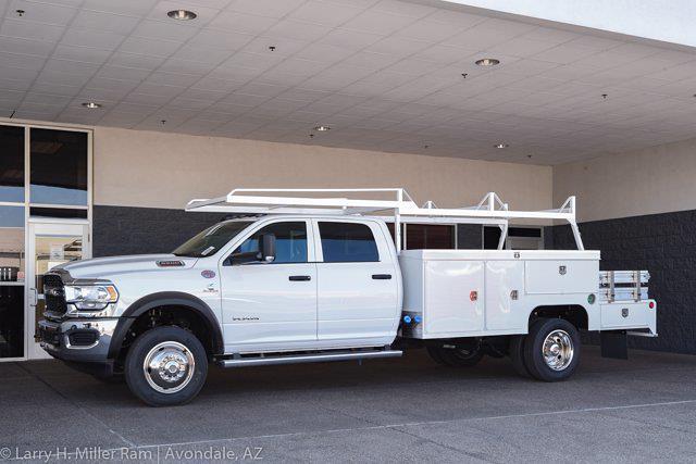 2021 Ram 5500 Crew Cab DRW 4x2,  Scelzi SEC Combo Body #21P00111 - photo 3