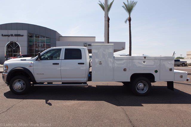 2021 Ram 4500 Crew Cab DRW 4x2,  Scelzi Welder Body #21P00113 - photo 3