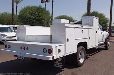 2021 Ram 4500 Crew Cab DRW 4x2,  Scelzi Welder Body #21P00113 - photo 10