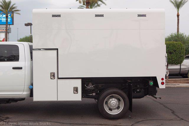 2021 Ram 5500 Crew Cab DRW 4x2,  Arbortech Chipper Body #21P00114 - photo 2