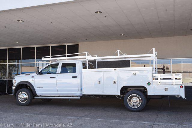 2021 Ram 5500 Crew Cab DRW 4x2,  Scelzi SEC Combo Body #21P00123 - photo 2