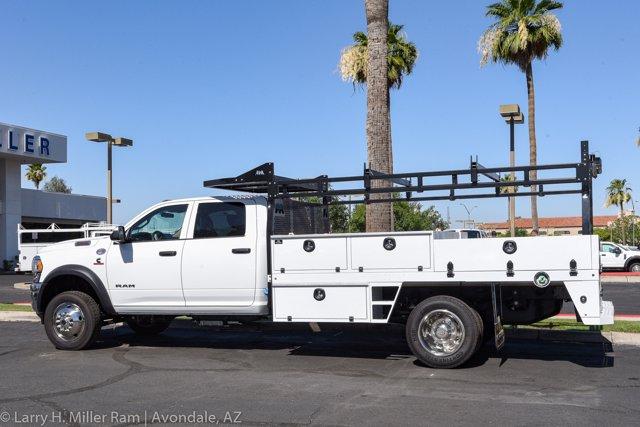 2019 Ram 4500 Crew Cab DRW RWD, Milron Contractor Body #19P00007 - photo 4