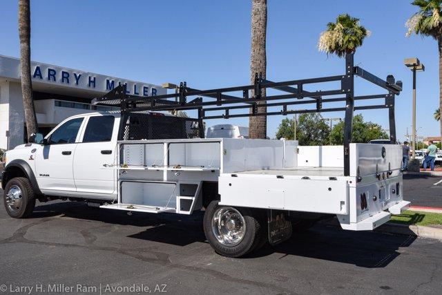 2019 Ram 4500 Crew Cab DRW RWD, Milron Contractor Body #19P00007 - photo 5