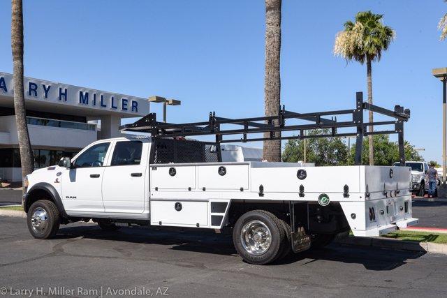 2019 Ram 4500 Crew Cab DRW RWD, Milron Contractor Body #19P00007 - photo 1