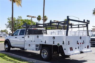 2019 Ram 4500 Crew Cab DRW RWD, Milron Contractor Body #19P00007 - photo 10