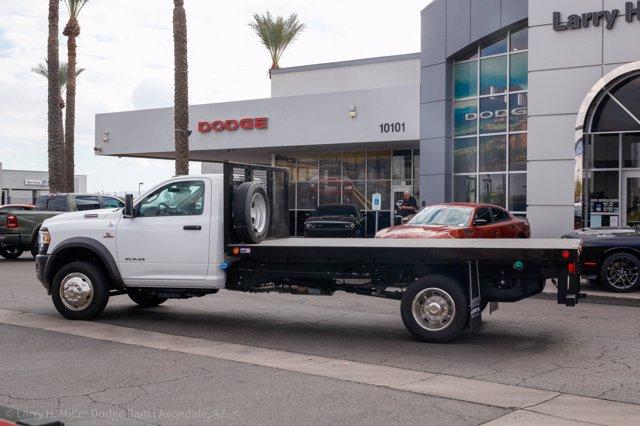 2020 Ram 5500 Regular Cab DRW 4x2, Sun Country Truck Platform Body #20P00050 - photo 1