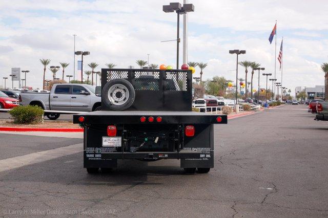 2020 Ram 5500 Regular Cab DRW 4x2, Sun Country Truck Platform Body #20P00050 - photo 5