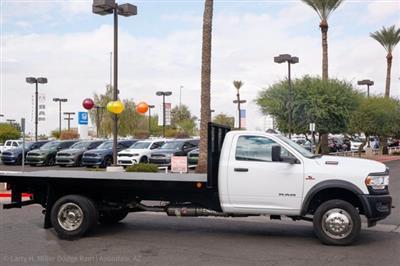 2020 Ram 5500 Regular Cab DRW 4x2, Sun Country Truck Platform Body #20P00050 - photo 8