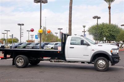 2020 Ram 5500 Regular Cab DRW 4x2, Sun Country Truck Platform Body #20P00050 - photo 9