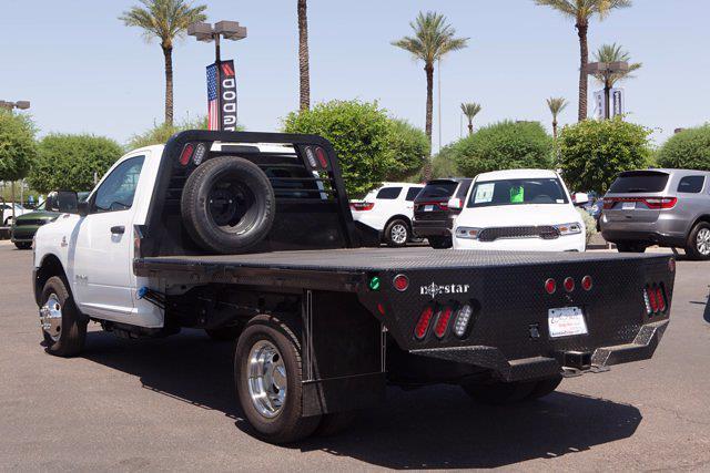 2020 Ram 3500 Regular Cab DRW 4x2, Norstar Platform Body #20P00066 - photo 1