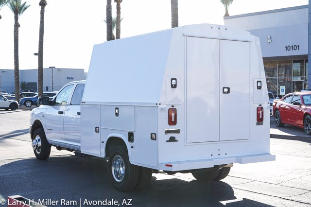 2020 Ram 3500 Crew Cab DRW 4x4, Knapheide Service Body #20P00030 - photo 1