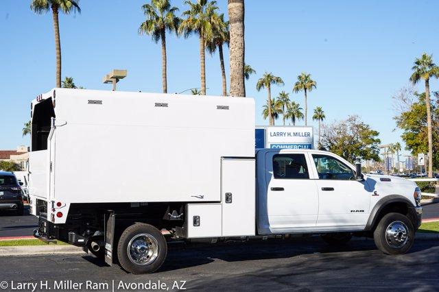 2020 Ram 5500 Crew Cab DRW 4x4, Arbortech Chipper Body  #20P00049 - photo 19