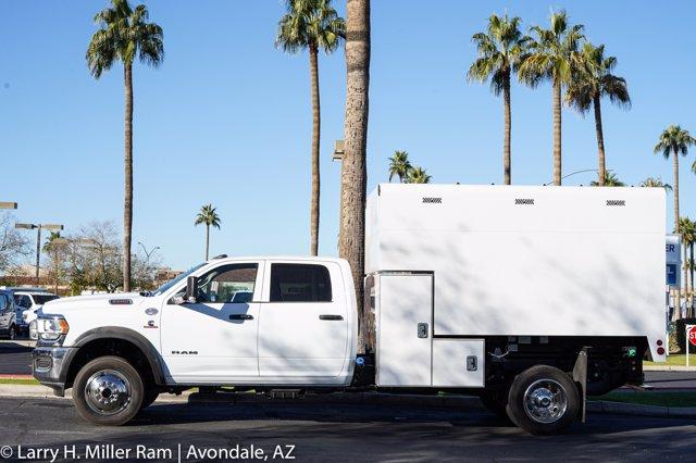 2020 Ram 5500 Crew Cab DRW 4x4, Arbortech Chipper Body  #20P00049 - photo 6