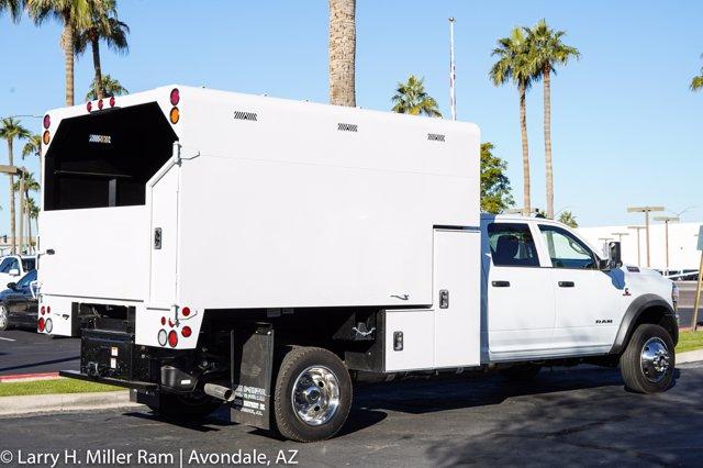 2020 Ram 5500 Crew Cab DRW 4x4, Arbortech Chipper Body  #20P00049 - photo 17