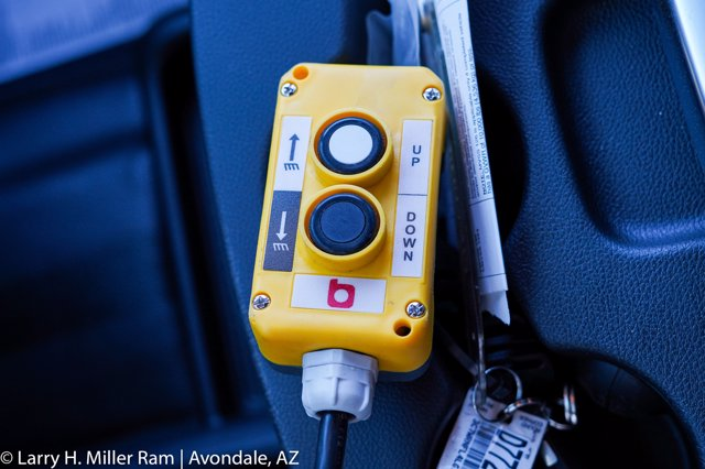 2020 Ram 5500 Crew Cab DRW 4x4, Arbortech Chipper Body  #20P00049 - photo 16